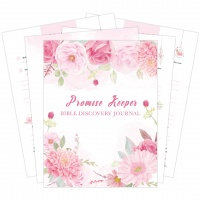 Promise Keeper Bible Discover Journal
