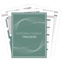 Personal Finance Trackers