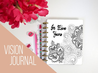 In Five Years Vision Journal